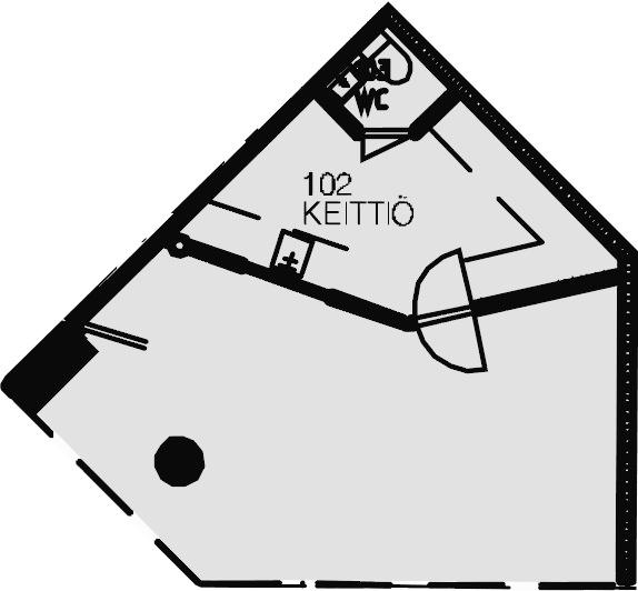 39m²  Forum Kortteli